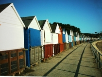 Photo of Friars Cliff beach huts